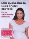 """""""Câncer de mama: fique de olho"""" - Semana Nacional de Incentivo à Saúde Mamária"""