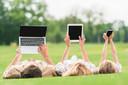 Academia Americana de Pediatria publica lista com maneiras de lidar com o aumento do uso de telas pelas crianças nesse momento de pandemia