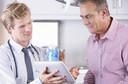 PSA está associado ao diagnóstico a longo prazo de câncer de próstata clinicamente significativo em pacientes com idades entre 55 e 60 anos