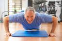 Exercícios, e não a terapia com testosterona, podem melhorar a função vascular em homens idosos