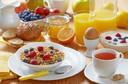 Fãs de café da manhã ganham menos peso ao longo do tempo